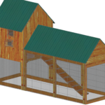 the perfect DIY chicken coop plans