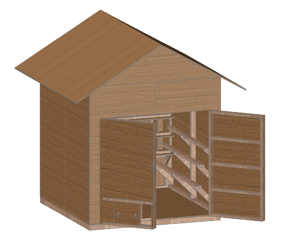 Large House Coop