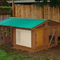 building a chicken coop isn't rocket science