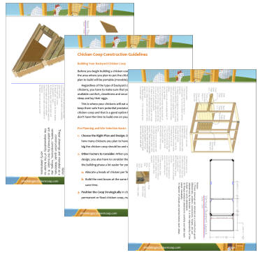 Step-by-step plans